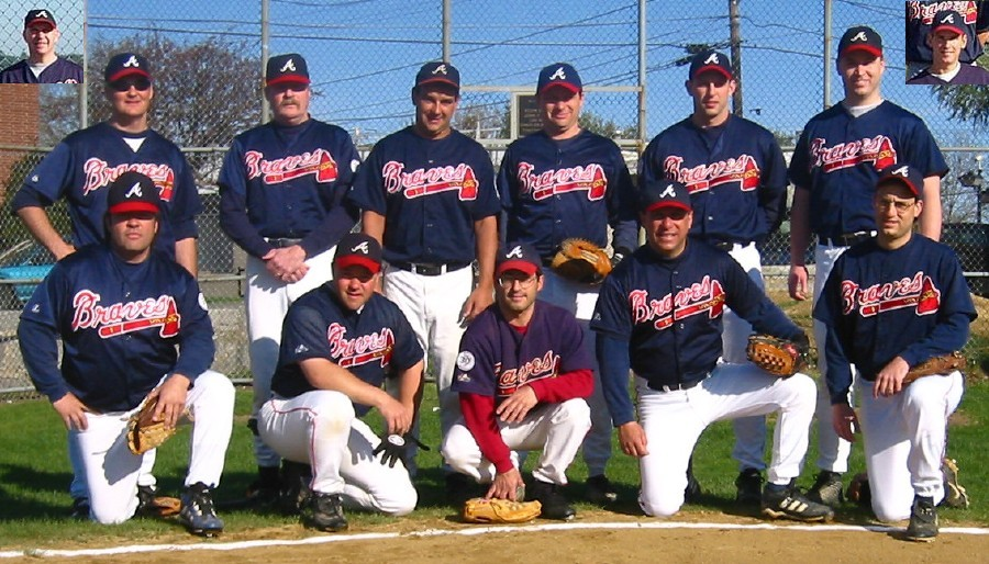 2003 Braves team picture
