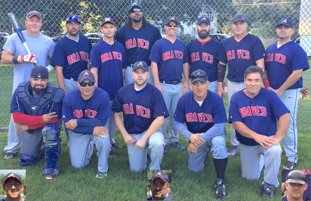 2017 Braves team picture