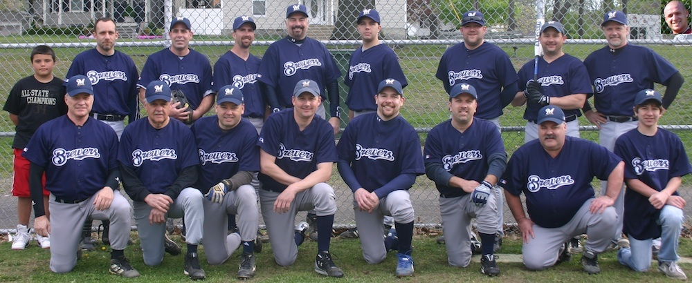 2010 Brewers team picture
