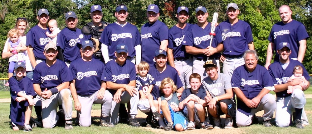 2011 Brewers team picture