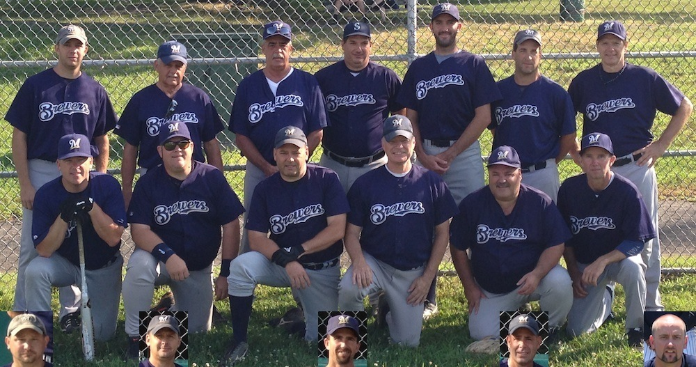 2013 Brewers team picture