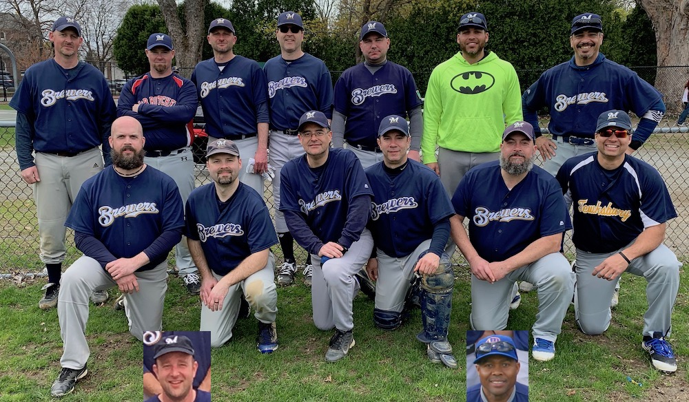 2019 Brewers team picture