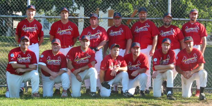2002 Cardinals team picture