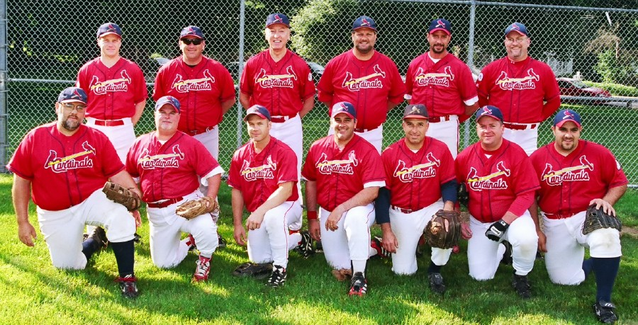 2003 Cardinals team picture