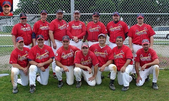 2007 Cardinals team picture