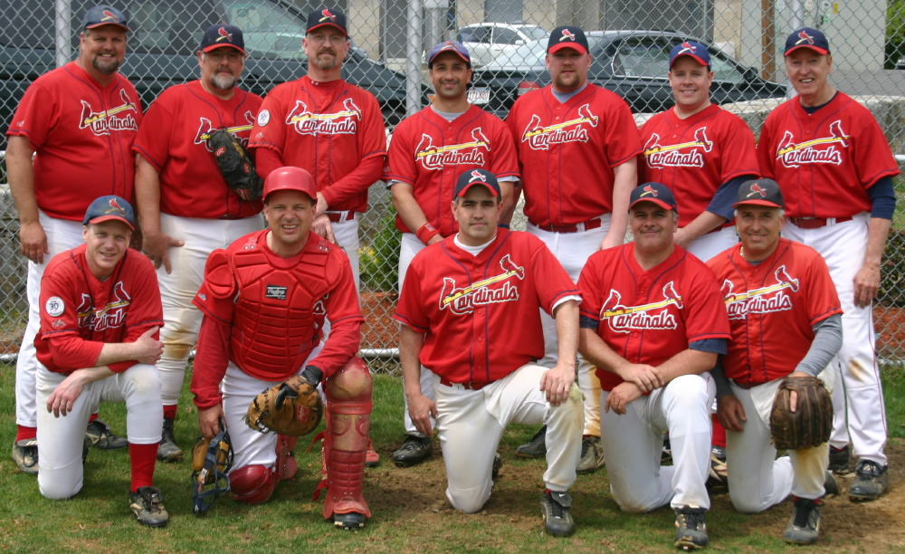 2008 Cardinals team picture