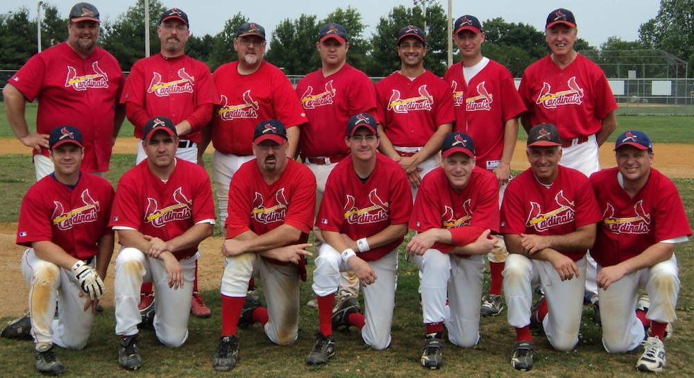 2010 Cardinals team picture