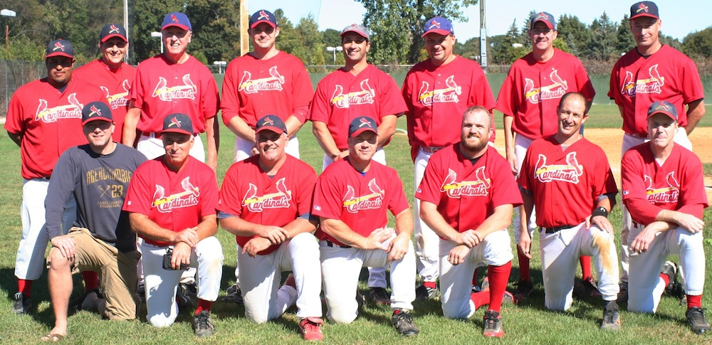 2012 Cardinals team picture