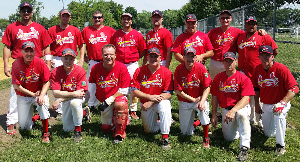 2014 Cardinals team picture