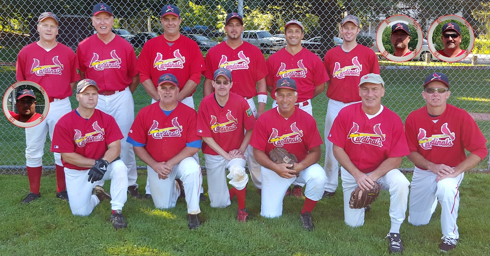 2015 Cardinals team picture