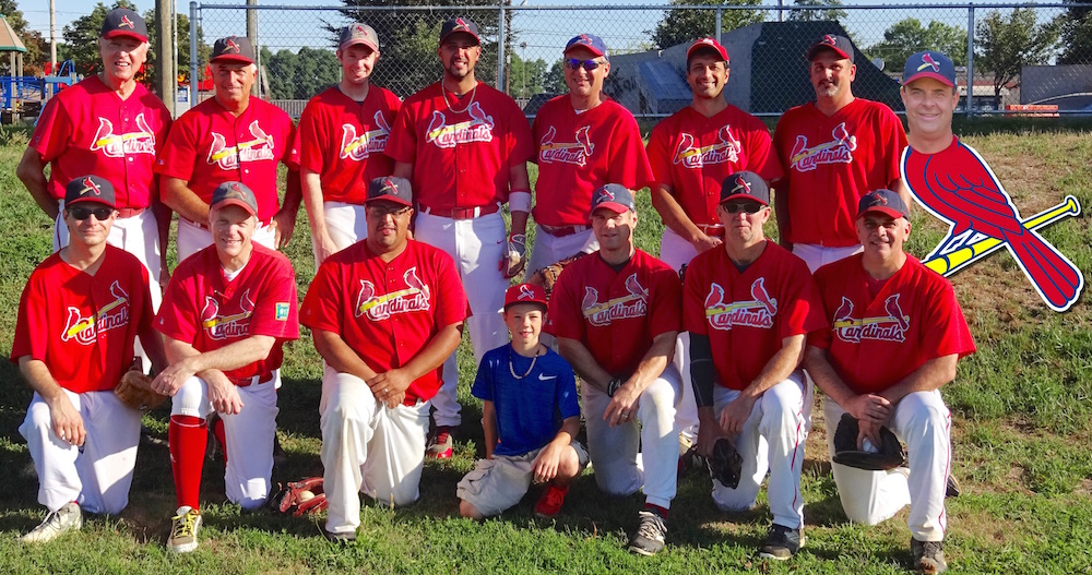 2016 Cardinals team picture