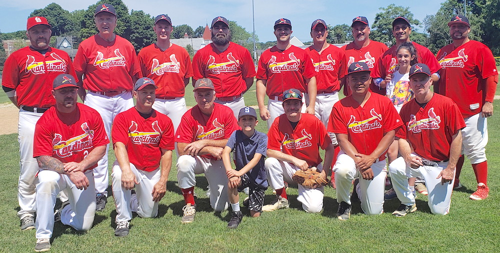 2019 Cardinals team picture
