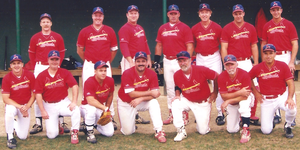 1998 Cardinals team picture