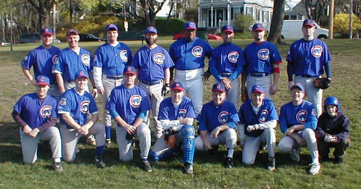 2002 Cubs team picture