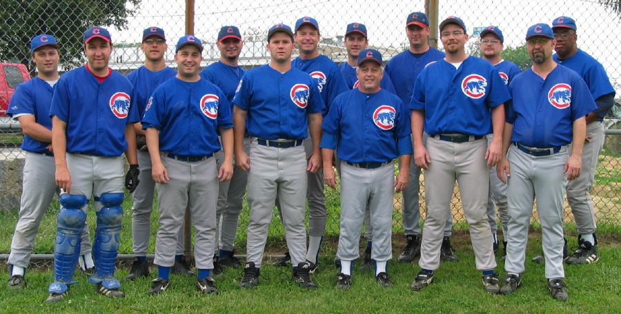 2003 Cubs team picture
