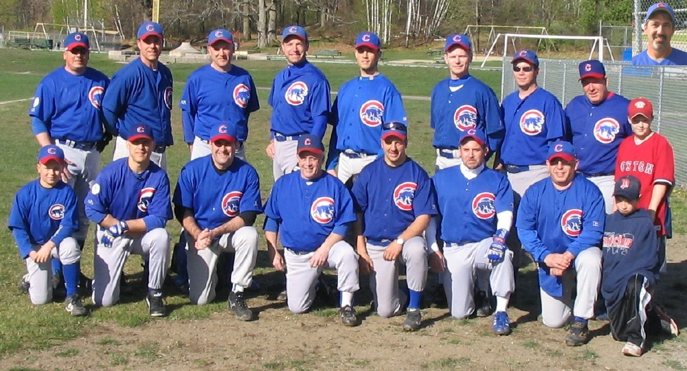 2006 Cubs team picture