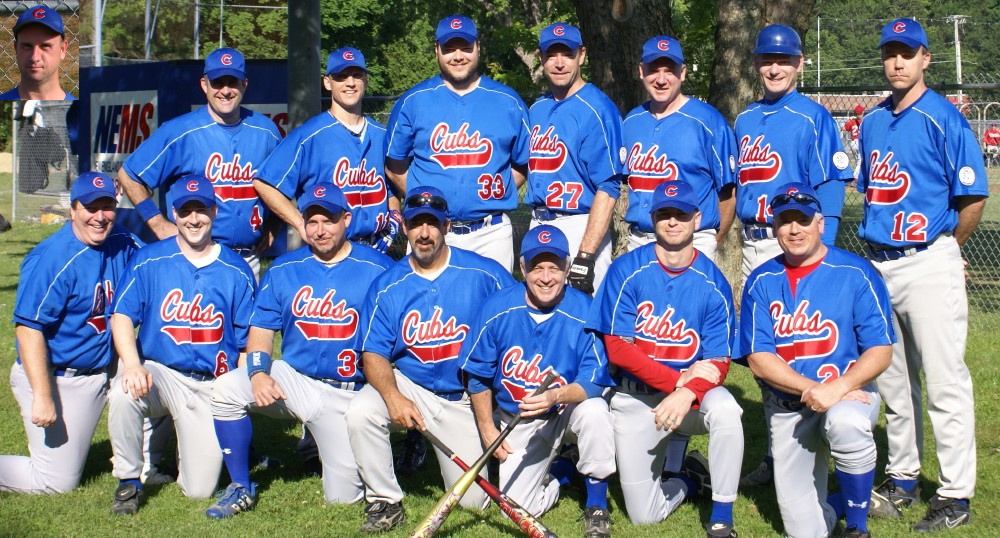 2007 Cubs team picture