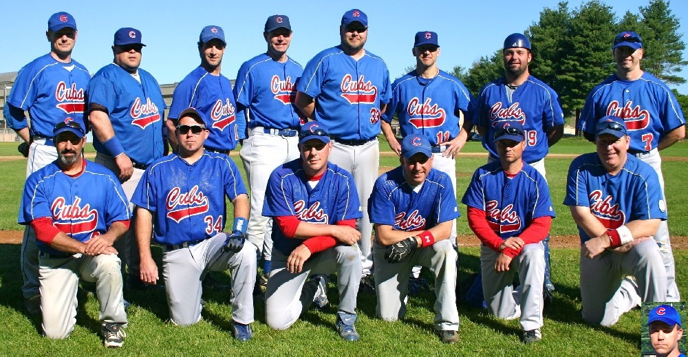 2010 Cubs team picture