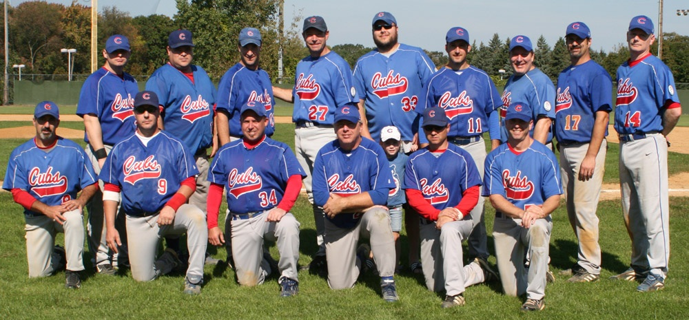 2011 Cubs team picture