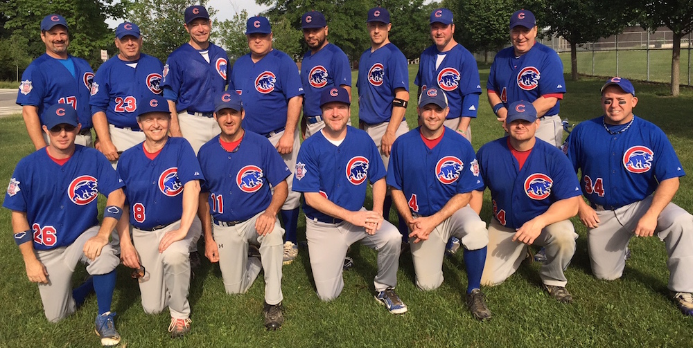 2015 Cubs team picture