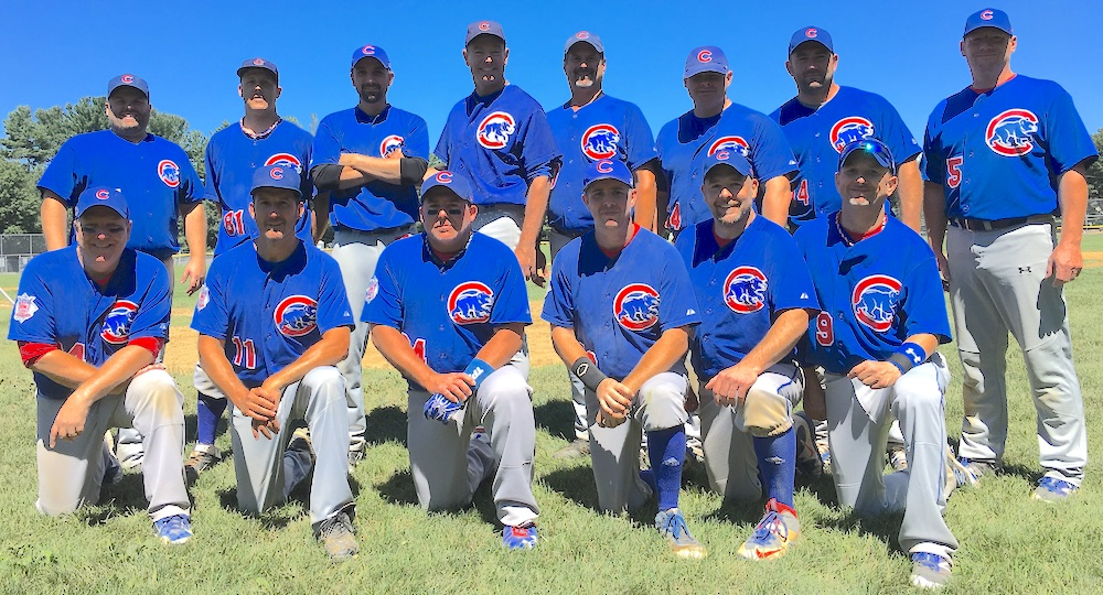 2017 Cubs team picture