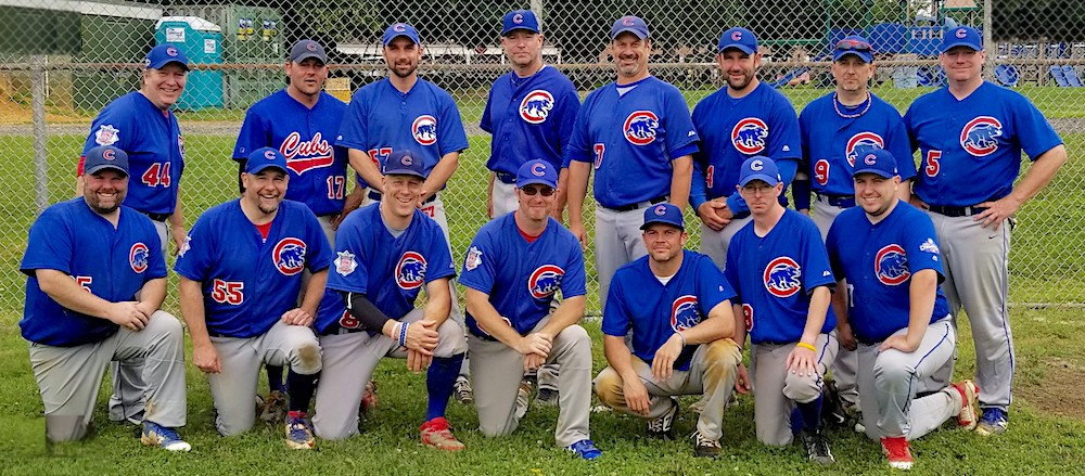 2019 Cubs team picture