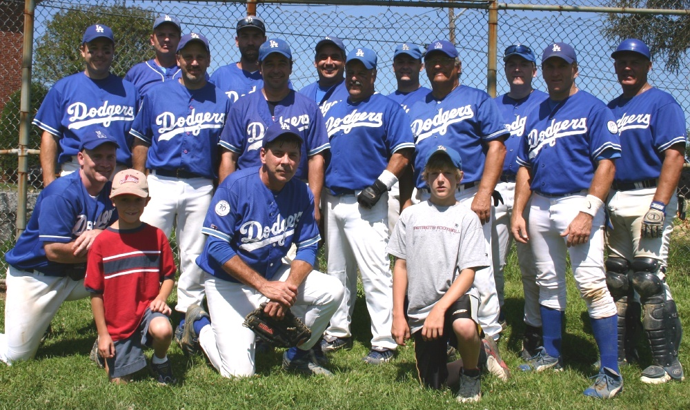 2006 Dodgers team picture