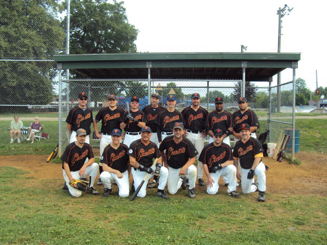 2011 Giants team picture