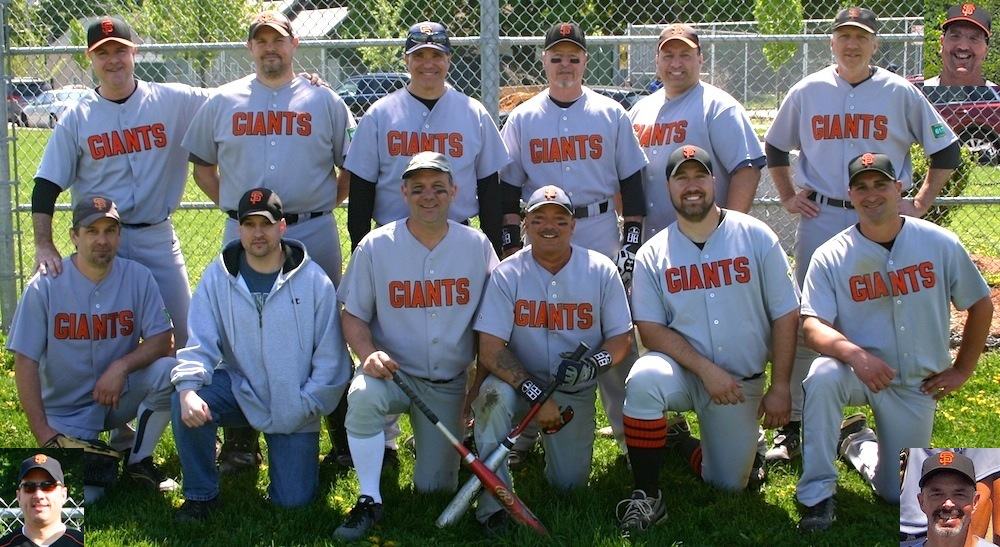 2015 Giants team picture