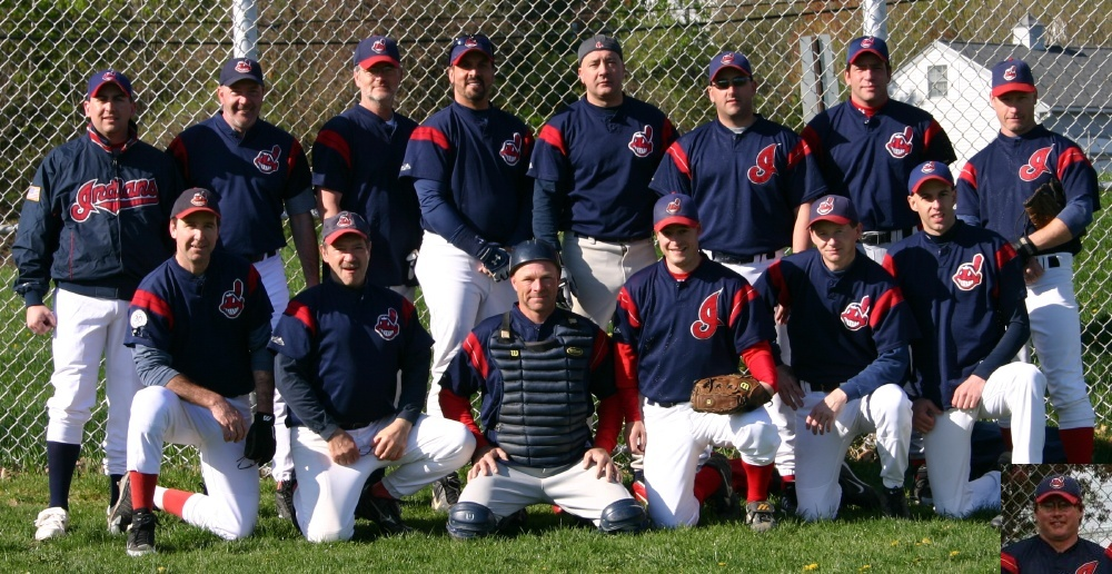 2006 Indians team picture