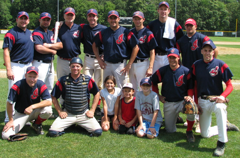 2008 Indians team picture