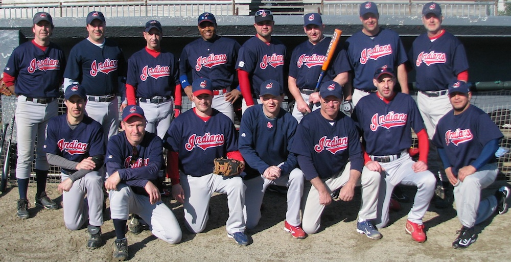 2011 Indians team picture