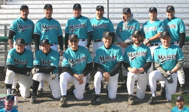 2004 Marlins team picture