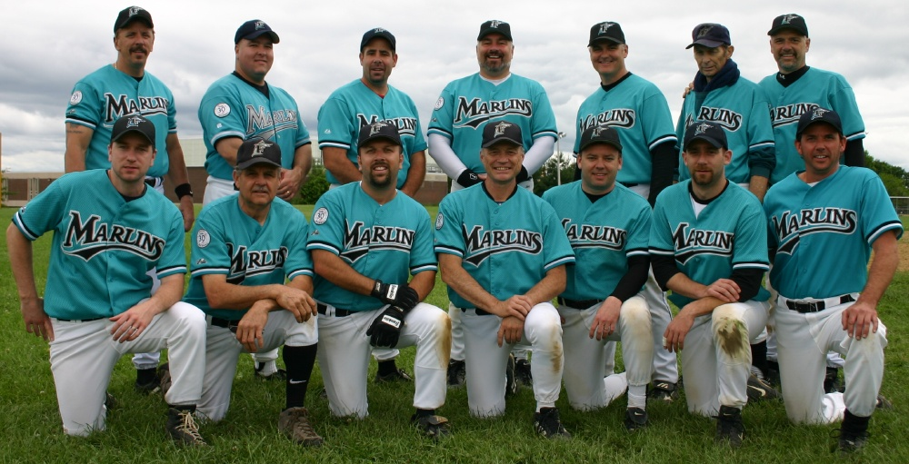2005 Marlins team picture
