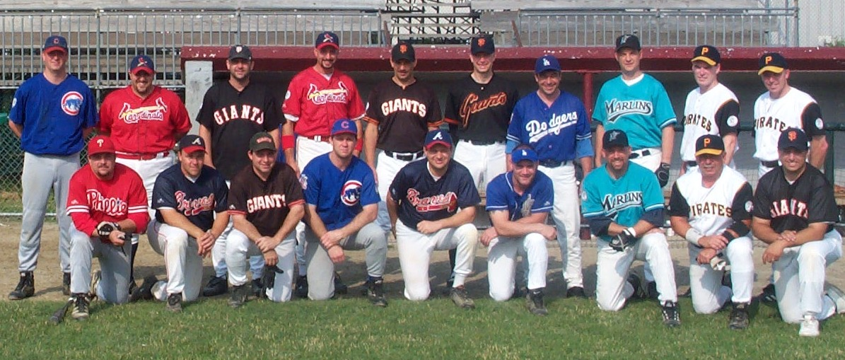 OTB Archives: 2003 National League All Stars