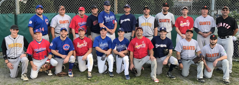 2017 National League All Stars team picture