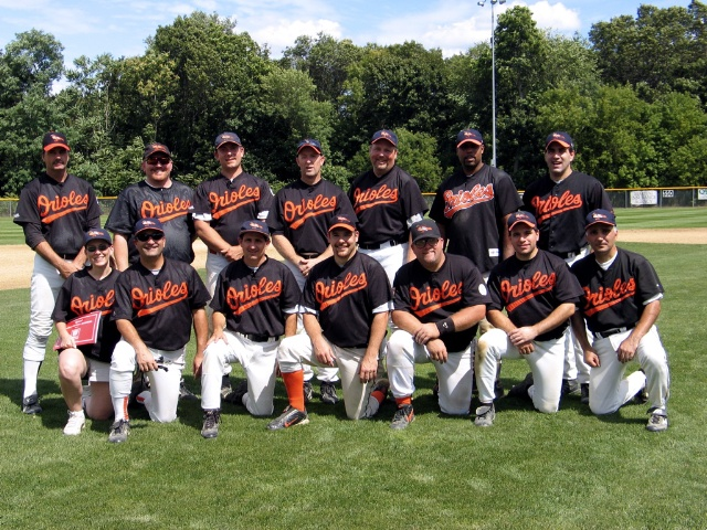 2005 Orioles team picture