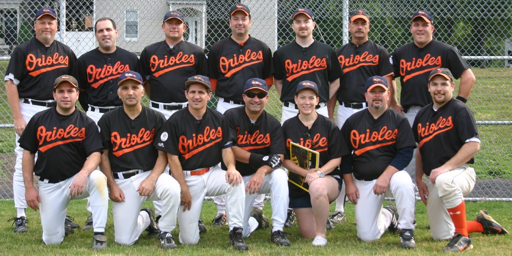2007 Orioles team picture