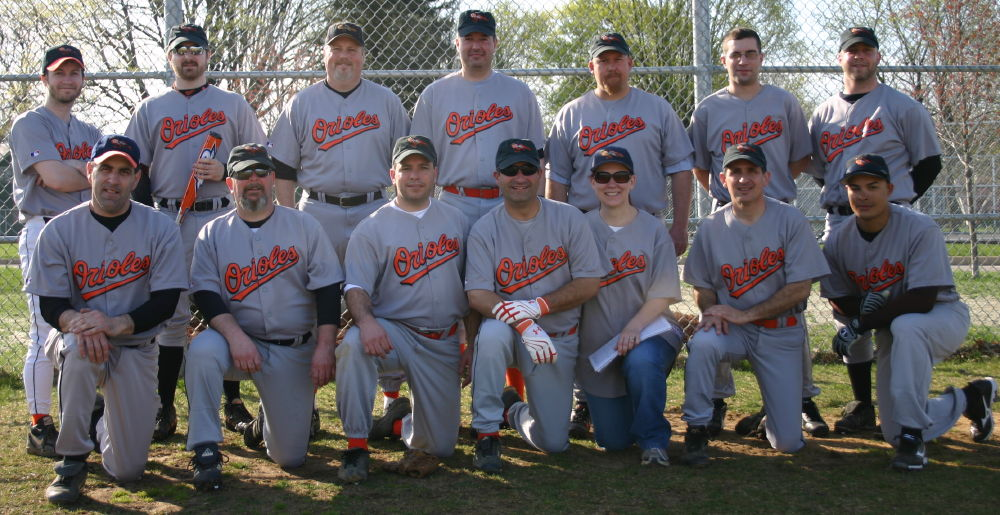2009 Orioles team picture