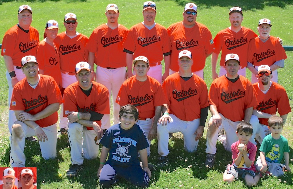 2014 Orioles team picture