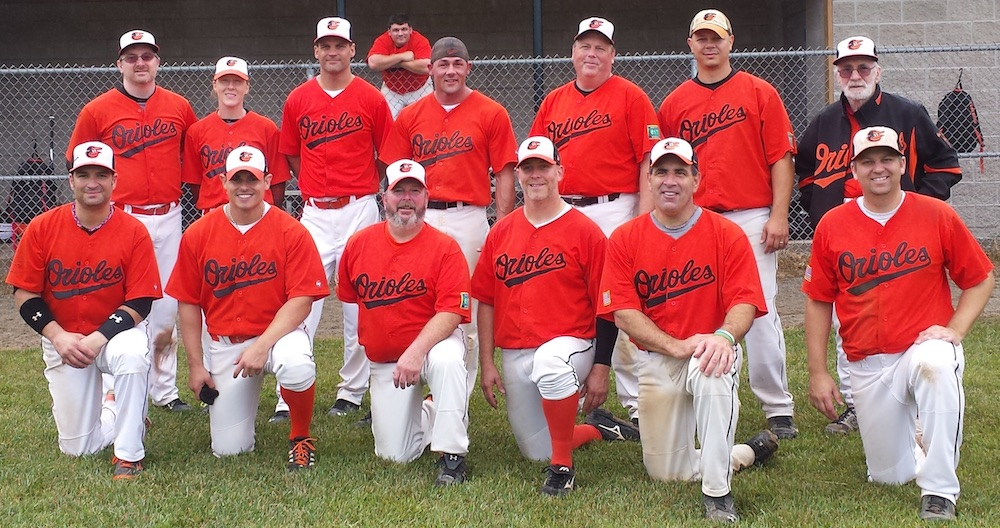 2015 Orioles team picture