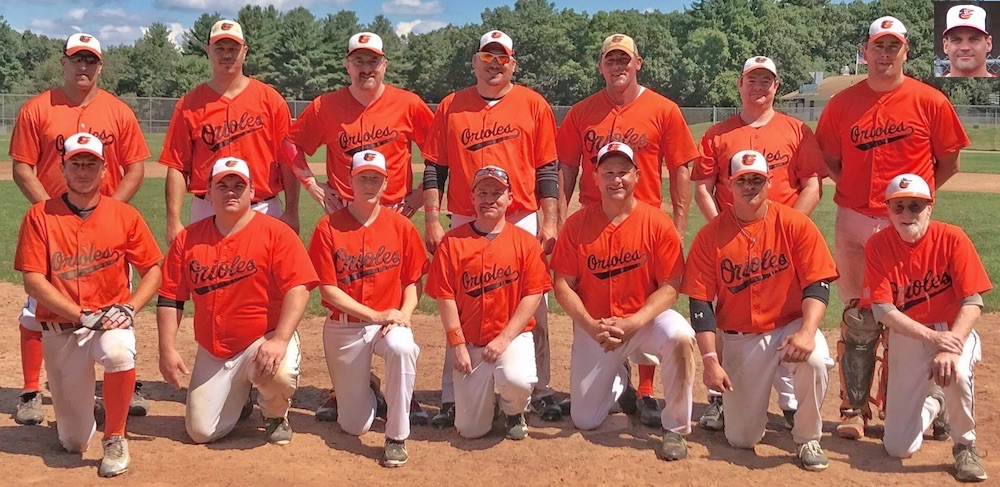 2017 Orioles team picture