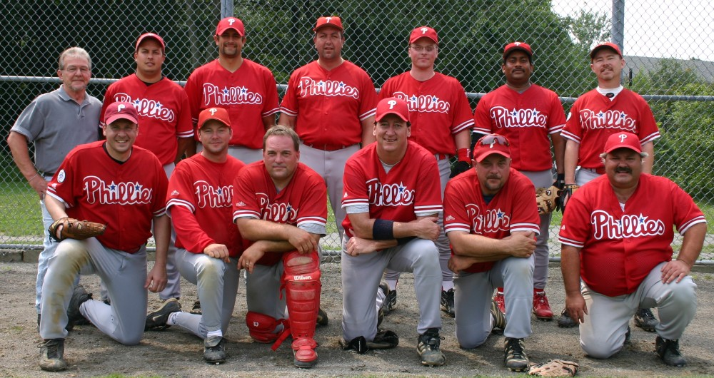 2004 Phillies team picture