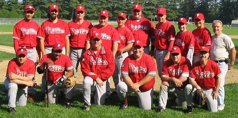 2005 Phillies team picture