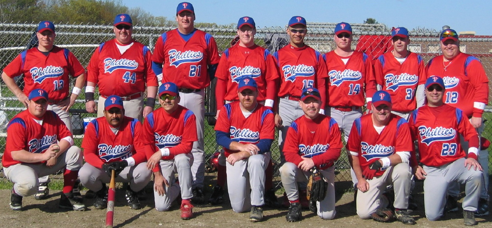 2008 Phillies team picture