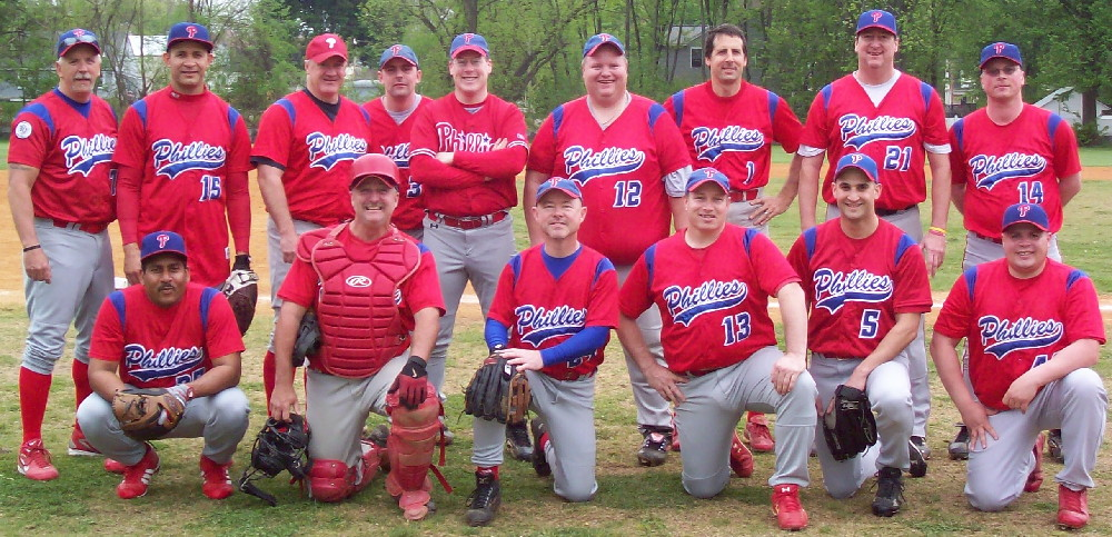 2010 Phillies team picture