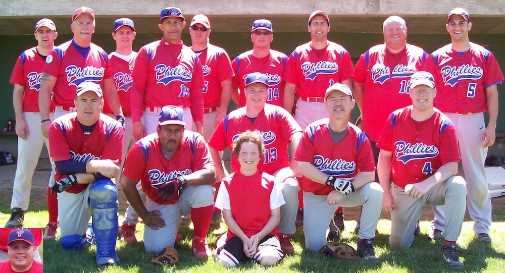 2011 Phillies team picture