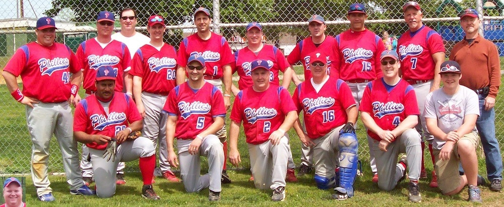 2012 Phillies team picture