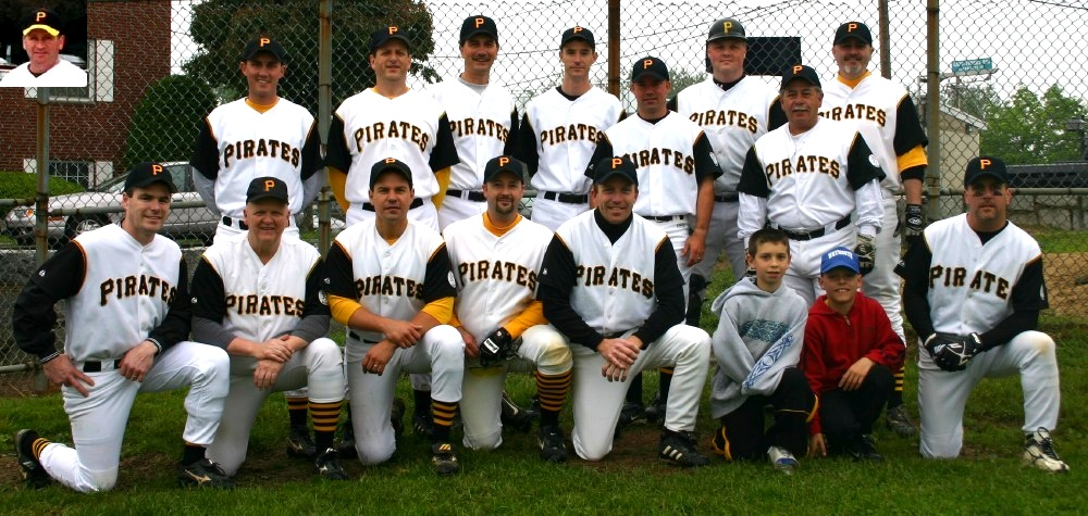 2004 Pirates team picture