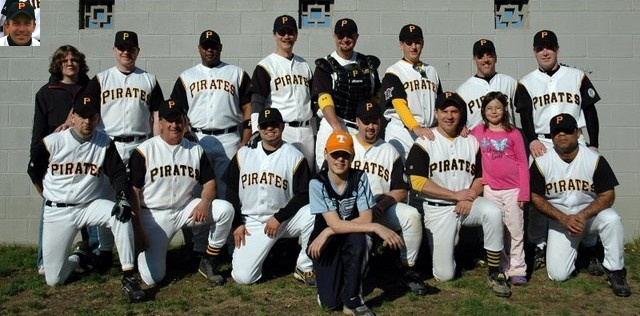 2007 Pirates team picture